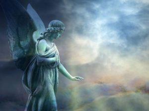 Poznamo različne vrste angelov.
